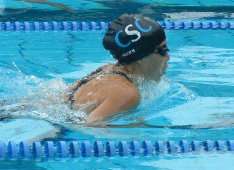 From learn to swim to compete international swimming